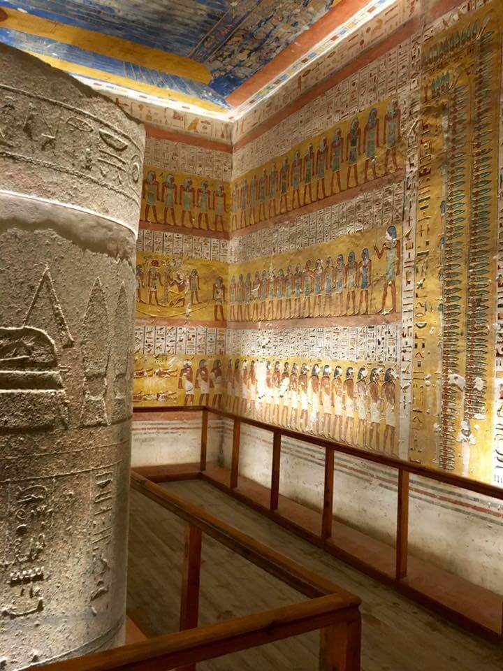 Egyiptom, luxor, királyok völgye, ókor, vallási ábrák, fáraó, temetkezés