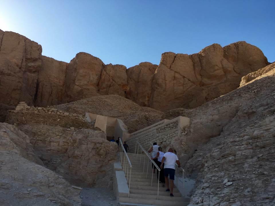 Királyok Völgye, Egyiptom, Fáraó sírja, múmia, temetkezés