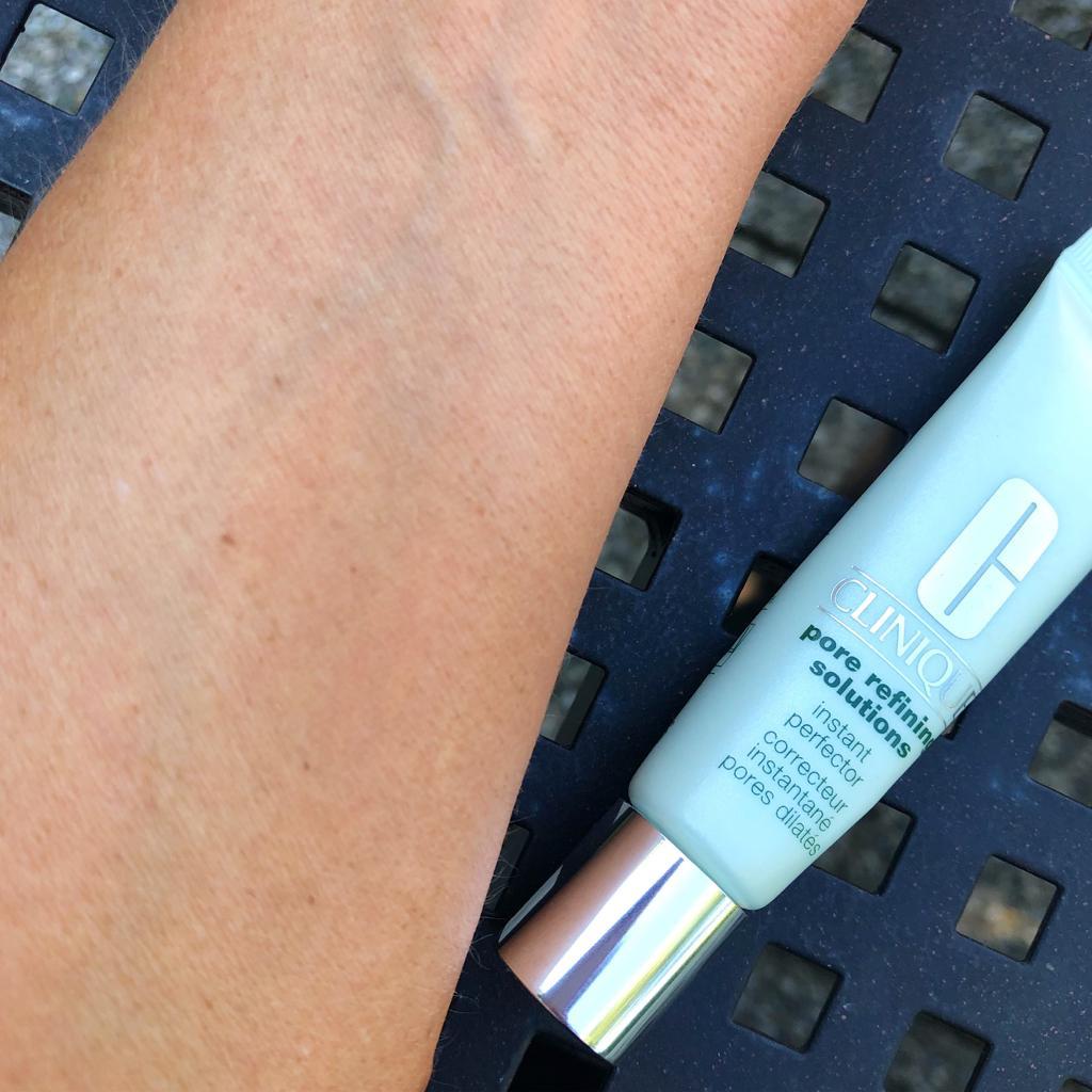 Clinique pore refining solutions