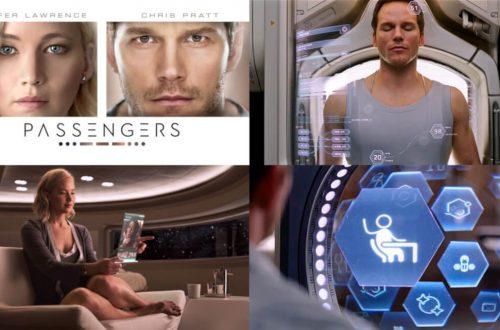 Passengers-Utazók film