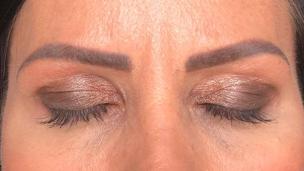 Urban Decay Eyeshadow Primer Potion után