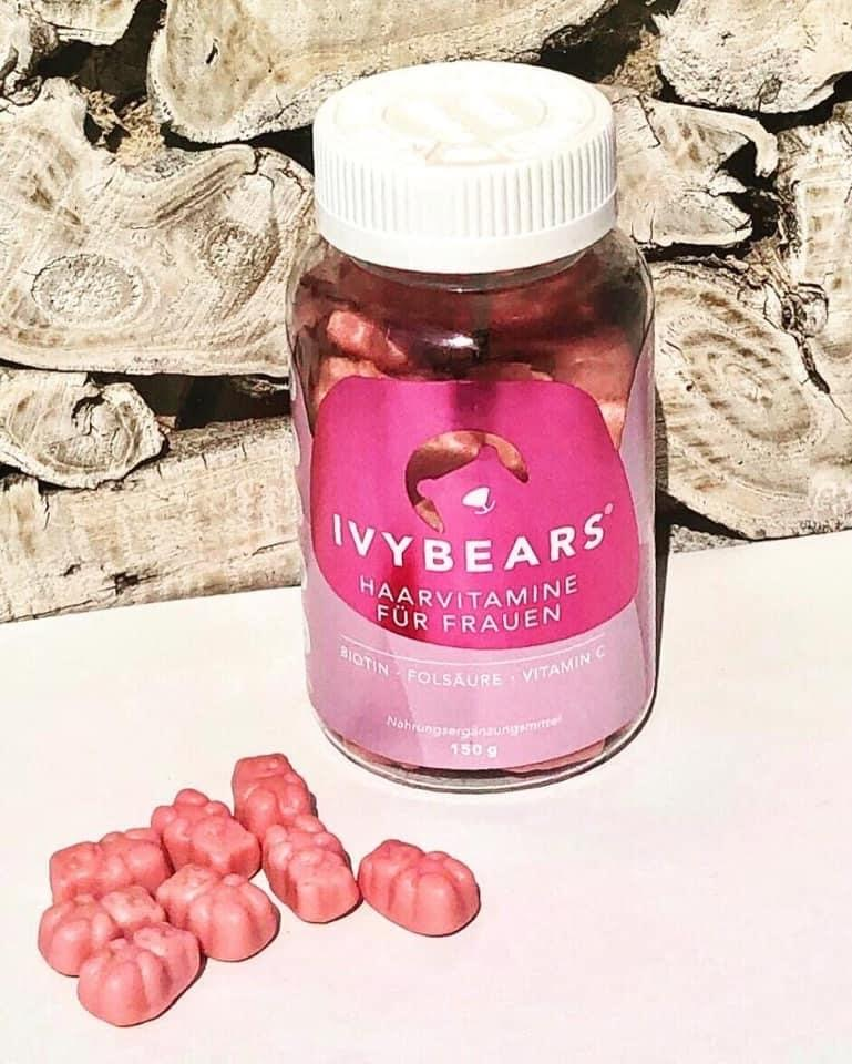 Ivybears hajvitamin