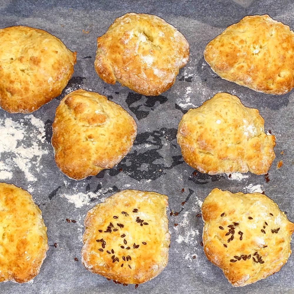 Fladenbrot, pia kenyér